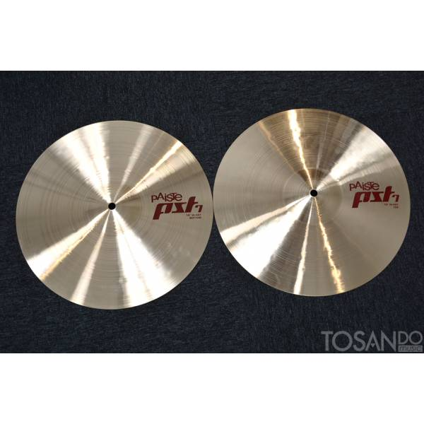 "「PST7 HI-HAT 14"" Top + Bottom」 画像"