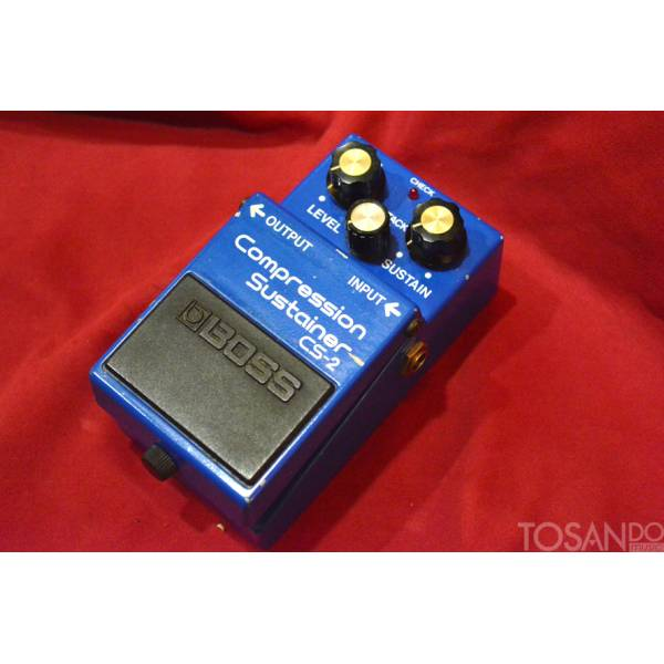 CS-2 Compression Sustainer 画像