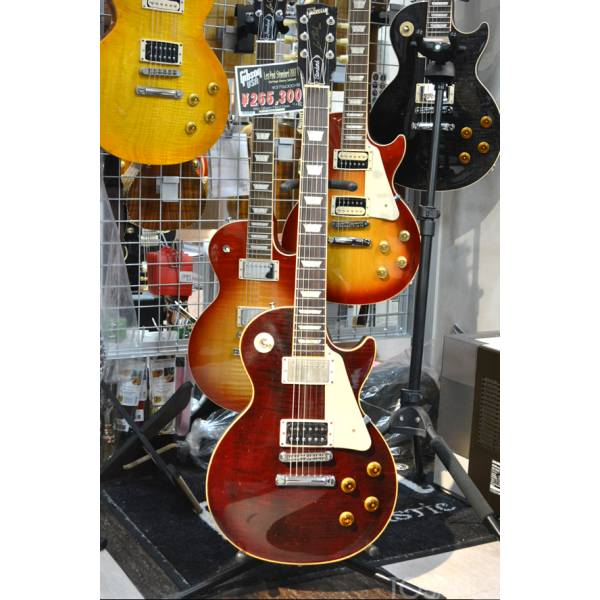 「Les Paul Standard  Plus 1996」 画像
