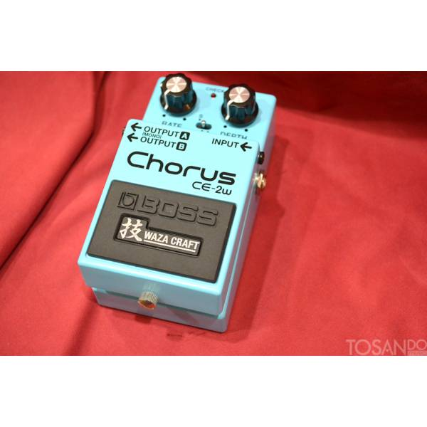 CE-2W Chorus 画像