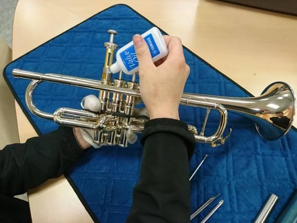 管楽器無料点検会画像